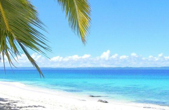 Islas de aguas turquesas