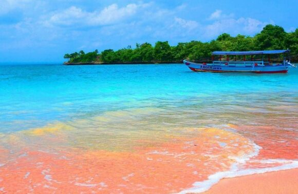 Siente la naturaleza de Indonesia
