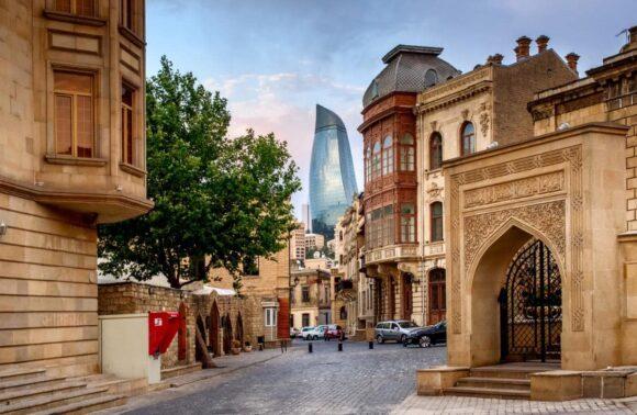 Combi Georgia y Azerbaiyan