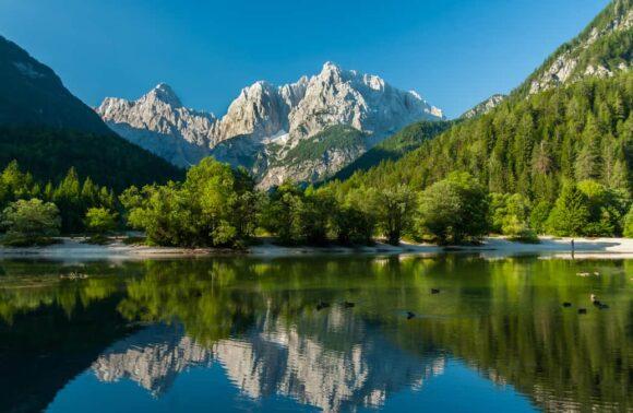 Senderismo por los Valles Alpinos