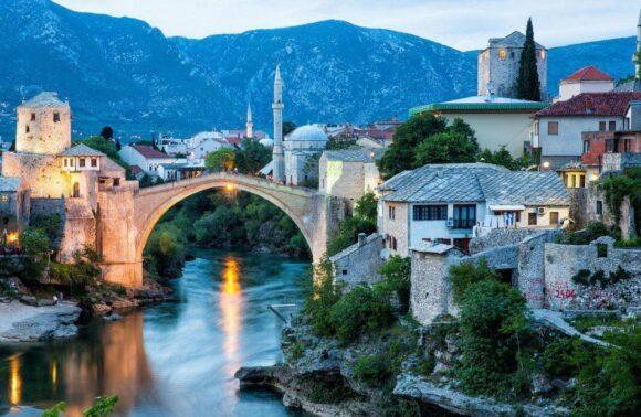 Tour completo por los Balcanes